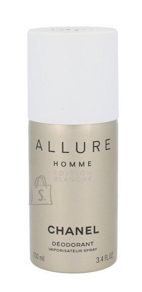 Chanel Allure Edition Blanche 100ml meeste deodorant
