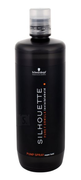 Schwarzkopf Professional Silhouette Super Hold Pumpspray juukselakk 1000 ml