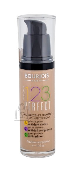 BOURJOIS Paris 123 Perfect Foundation jumestuskreem, 53 Light Beige