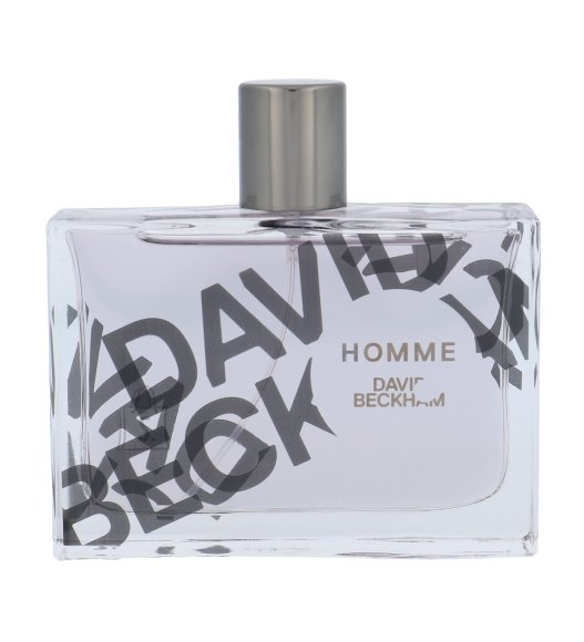 David Beckham Homme tualettvesi EdT 75 ml