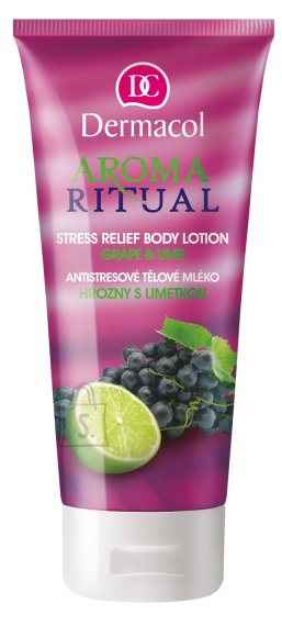 Dermacol Aroma Ritual Body Lotion Grape&Lime ihupiim 250 ml