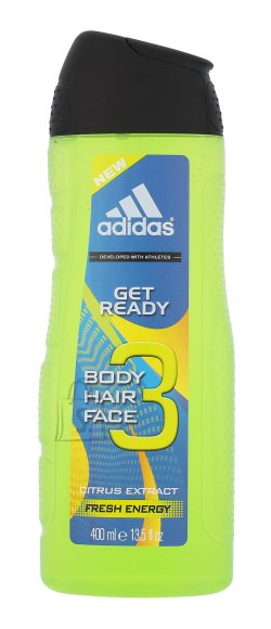 Adidas Get Ready! dušigeel meestele 400 ml