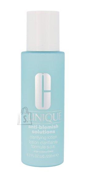 Clinique Anti Blemish Clarifying Lotion näovesi 200 ml