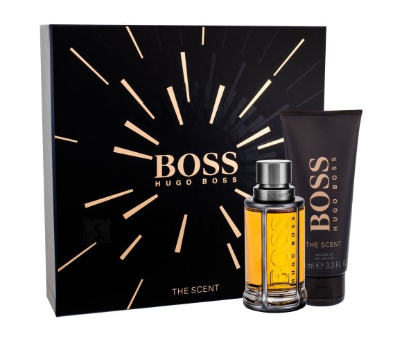 Hugo Boss Boss The Scent lõhnakomplekt EdT 50 ml