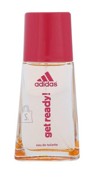 Adidas Get Ready! tualettvesi naistele EdT 30 ml