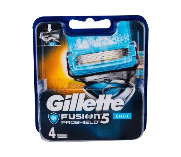 Gillette Fusion Proshield Chill žiletiterad 4tk