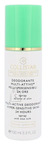 Collistar Multi-Active 24H spray deodorant 100 ml