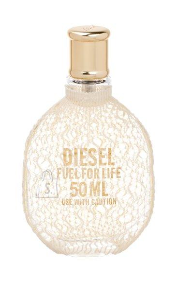 Diesel Fuel for life parfüümvesi naistele EdP 50ml