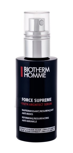 Biotherm Homme Force Supreme Youth Architect näoseerum meestele 50 ml