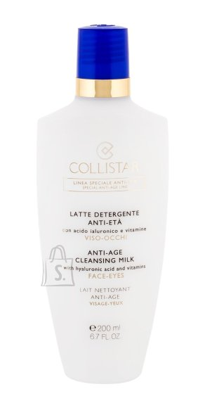 Collistar Anti Age Cleansing Milk puhastuspiim 200 ml