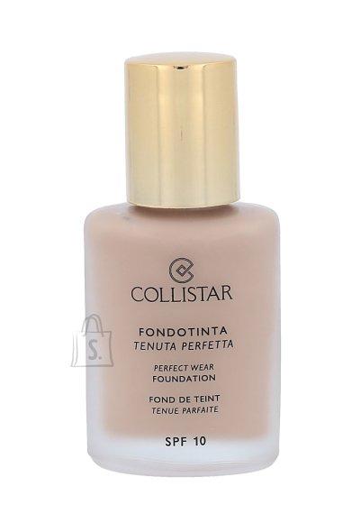 Collistar Perfect Wear SPF10 jumestuskreem 30 ml Natural