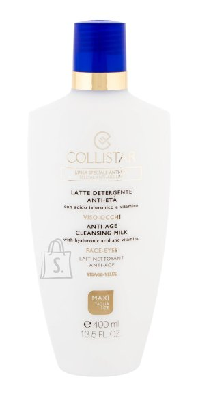 Collistar Anti Age Cleansing Milk puhastuspiim 400 ml