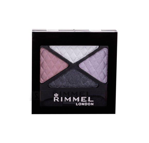 Rimmel London Glam Eyes Quad Eye Shadow lauvärvid 4.2 g