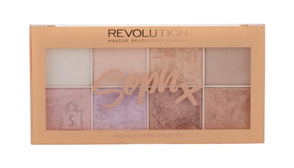 Makeup Revolution London Soph X highlighter palett