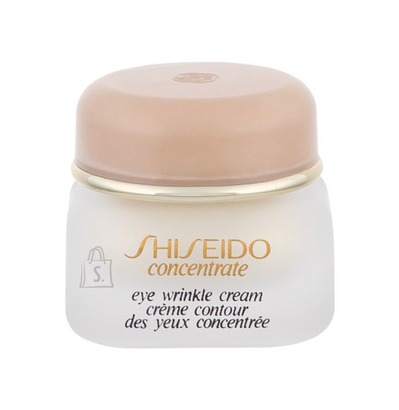 Shiseido Concentrate Eye Wrinkle silmaümbruse kreem 15 ml