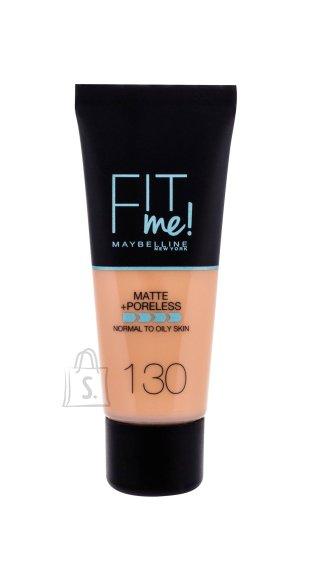 Maybelline Fit Me Matte + Poreless jumestuskreem, 130 Buff Beige