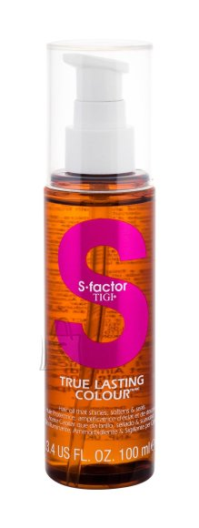 Tigi S Factor True Lasting Colour Hair juukseõli 100 ml