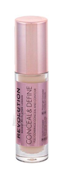 Makeup Revolution London Conceal & Define peitekreem: C2