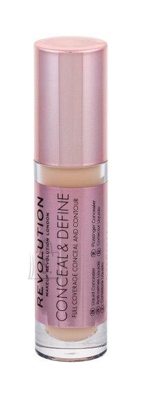 Makeup Revolution London Conceal & Define peitekreem: C6