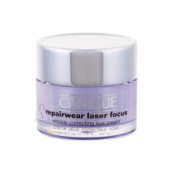 Clinique Repairwear Laser Focus silmaümbruse kreem 15 ml