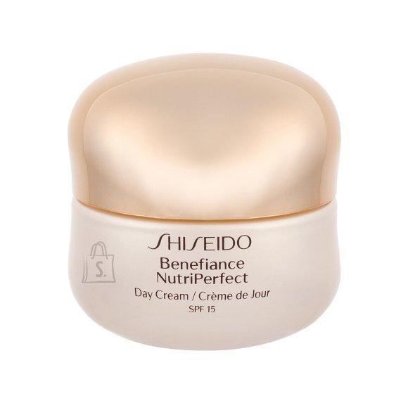 Shiseido Benefiance NutriPerfect SPF15 päevakreem 50 ml