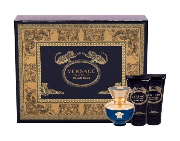 Versace Dylan Blue Pour Femme lõhnakomplekt EdP 50 ml