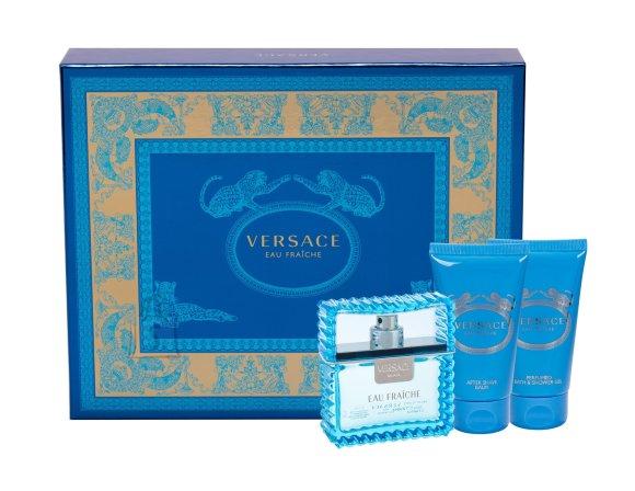 Versace Man Eau Fraiche lõhnakomplekt meestele 150ml