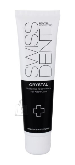 Swissdent Crystal Repair Whitening hambapasta 100 ml
