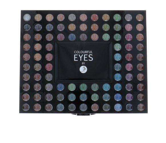 2K Colourful Eyes lauvärvi komplekt