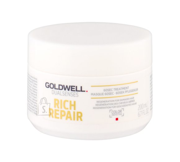 Goldwell Dualsenses Rich Repair 60 Sec juuksemask 200 ml