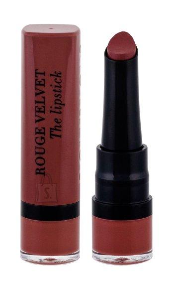 BOURJOIS Paris Rouge Velvet huulepulk: 24 Pari´sienne