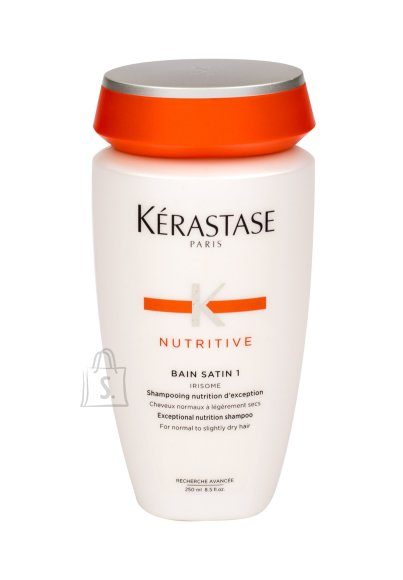Kérastase Nutritive Bain Satin 1 Irisome šampoon 250 ml