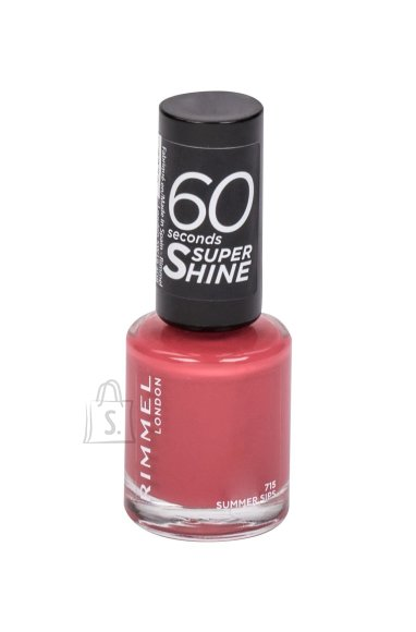 Rimmel London 60 Seconds Nail Polish (8 ml)