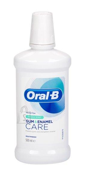 ORAL-B Gum & Enamel Care Mouthwash (500 ml)