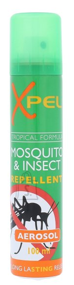 Xpel Mosquito & Insect Repellent sääsetõrjevahend (100ml)