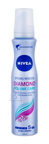 Nivea Diamond Volume juukselakk 150 ml