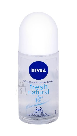 Nivea Fresh Natural Roll-on deodorant 48h 50 ml
