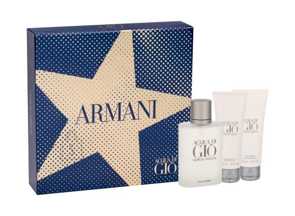 Giorgio Armani Acqua di Gio lõhnakomplekt EdT 100 ml