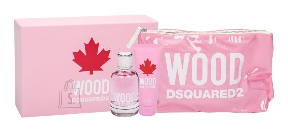 Dsquared2 Wood Body Lotion (100 ml)