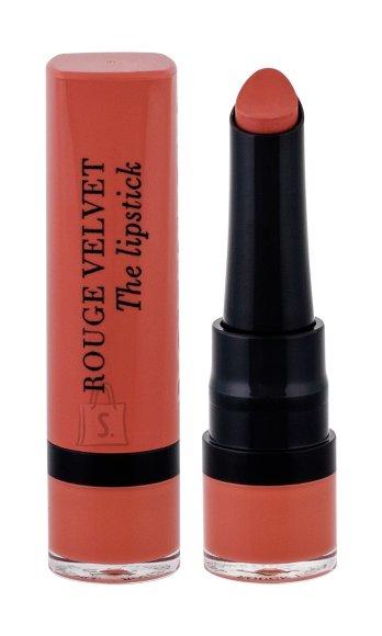 BOURJOIS Paris Rouge Velvet huulepulk: 15 Peach Tatin