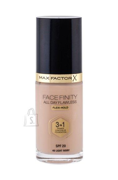 Max Factor Face Finity 3in1 Foundation SPF20 jumestuskreem 30 ml