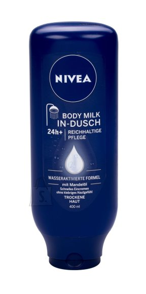 Nivea In-Shower ihupiim-palsam 400 ml