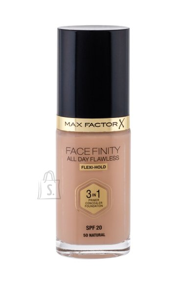 Max Factor Face Finity 3in1 SPF20 jumestuskreem Light Ivory 30 ml