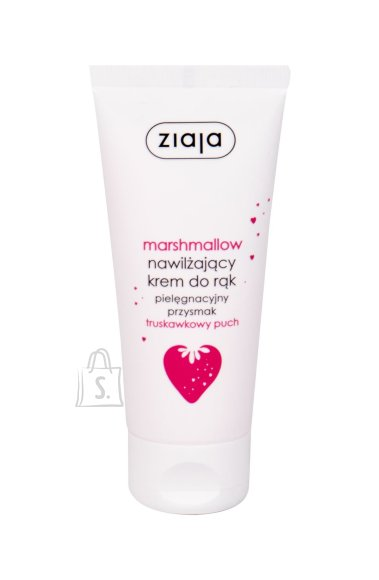 Ziaja Marshmallow Hand Cream (50 ml)