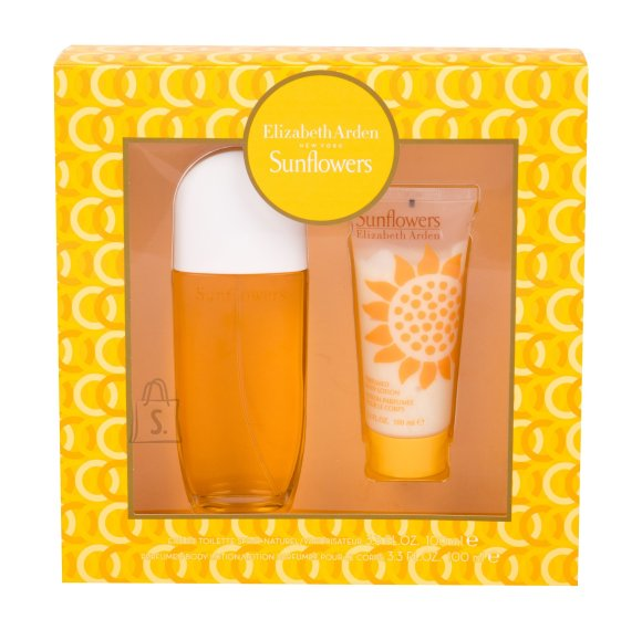 Elizabeth Arden Sunflowers lõhnakomplekt EdT 100 ml