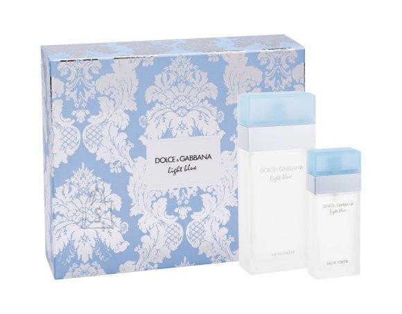Dolce & Gabbana Light Blue lõhnakomplekt naistele 125 ml