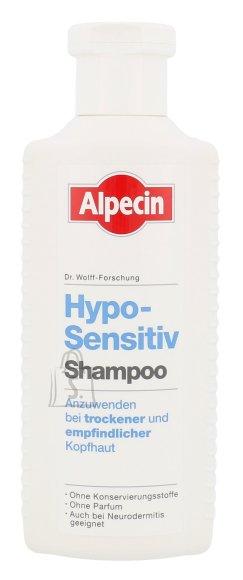 Alpecin Hypo-Sensitive šampoon ülimalt tundlikule peanahale 250 ml