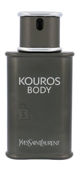 Yves Saint Laurent Body Kouros tualettvesi meestele EdT 100ml