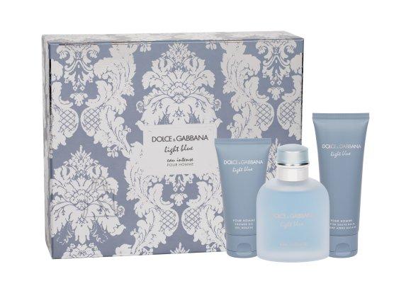 Dolce & Gabbana Light Blue Eau Intense Pour Homme lõhnakomplekt