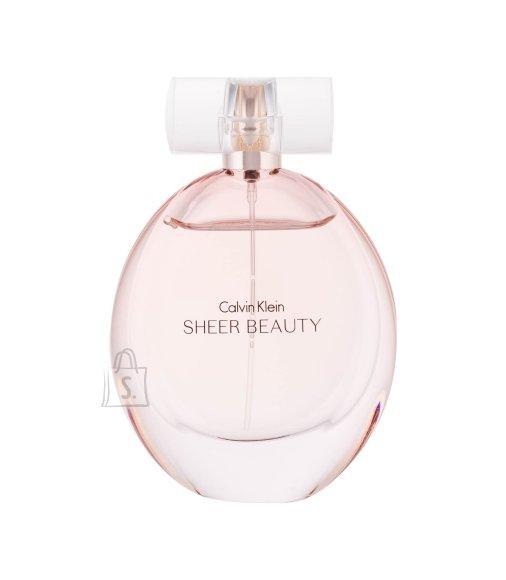Calvin Klein Sheer Beauty naiste tualettvesi EdT 50ml